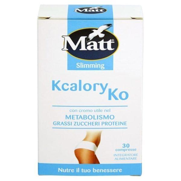 Integratore Matt Kcalory Ko
