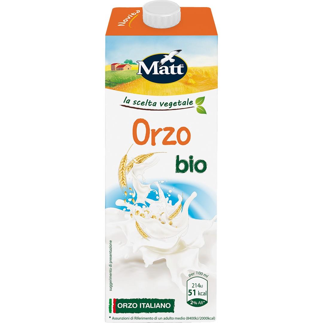 Latte Orzo