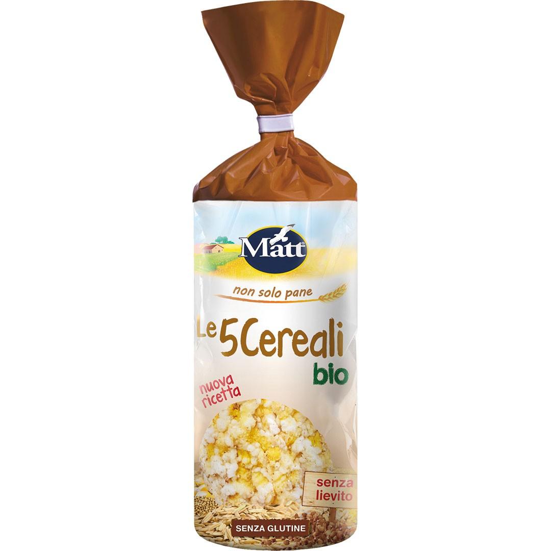 Le 5 Cereali Bio Matt
