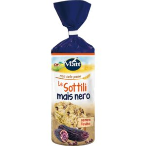 Galletta Mais Nero Matt