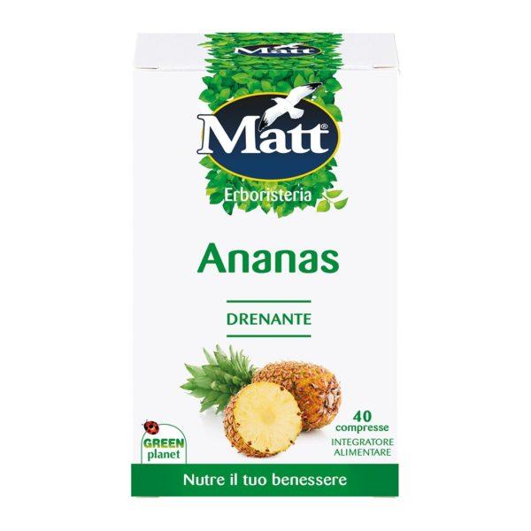 Matt-Ananas