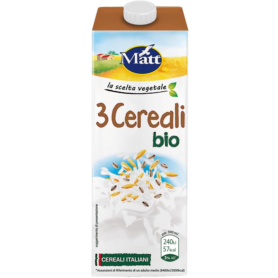 Matt 3 Cereali