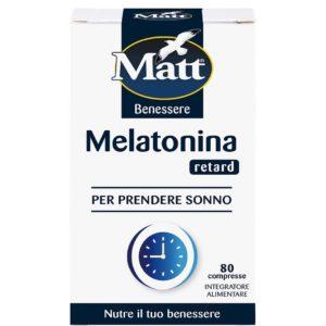 Matt Melatonina Retard