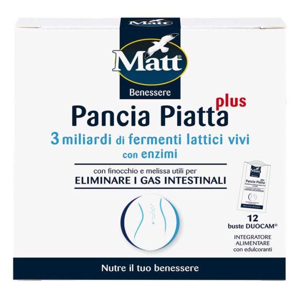 Matt Pancia Piatta Plus
